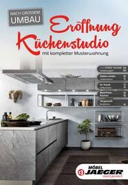 Aktueller Möbel Jaeger Prospekt, Küche: natürlich Jaeger , Seite 1