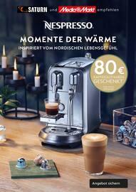 Aktueller Nespresso Prospekt, EINLADUNG zu einem NESPRESSO Kaffee, Seite 4