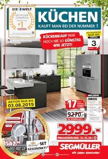 Segmüller, SEGMÜLLER: KÜCHEN für Fernwald