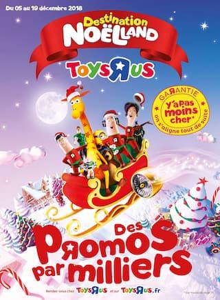 Catalogue Toys'r'us en cours, Des Promos par milliers, Page 1