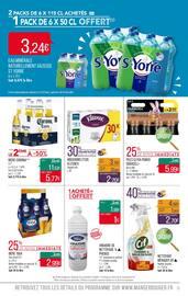 Catalogue Supermarchés Match en cours, Saveurs de nos régions, Page 15