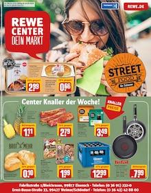 REWE, STREET FOOD FÜR ZUHAUSE für Apolda