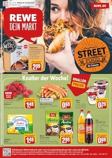 REWE, STREET FOOD FÜR ZUHAUSE für Neubrandenburg
