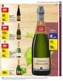 Catalogue Carrefour en cours, Chandeleur, des promos qui épatent, Page 53