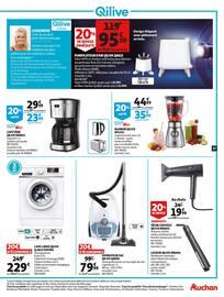 Catalogue Auchan en cours, 100 jours étonnants avant 2020, Page 37