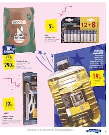 Catalogue Carrefour en cours, Le mois juste pour moi, Page 79