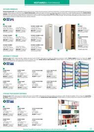 Catalogue Bureau Vallée en cours, Mobilier de Bureau, Page 51