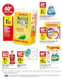 Catalogue Carrefour Market en cours, Maintenant et moins cher !, Page 10