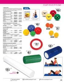 Catalogue Casal Sport en cours, Sports de combat & musculation, Page 17