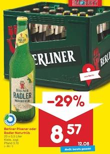 Bier im aktuellen Netto Marken-Discount Prospekt für 8.57€