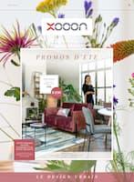 Catalogue Xooon en cours, Promos d'Été, Page 1