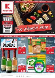Kaufland, So schmeckt Asien für Dortmund