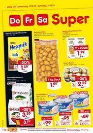 Aktueller Netto Marken-Discount Prospekt, Kaufe unverpackt!, Seite 28