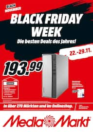 Aktueller MediaMarkt Prospekt, Black Friday Week, Seite 2