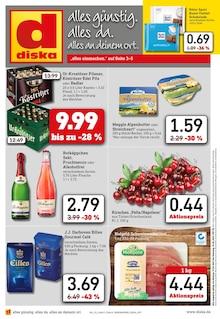 diska, ALLES GÜNSTIG. ALLES DA. ALLES AN DEINEM ORT. für Dresden