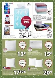 Catalogue Jysk en cours, Grandes offres de Noël, économisez jusqu'à 50%, Page 12