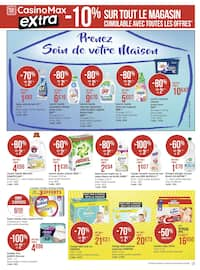 Catalogue Casino Supermarchés en cours, Big promos, Page 19