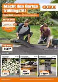 OBI, Macht den Garten frühlingsfit! für Wuppertal
