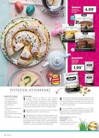 Aktueller Lidl Prospekt, So schmeckt Ostern!, Seite 18