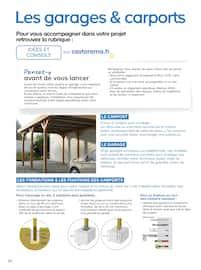 Catalogue Castorama en cours, Organisons votre jardin, Page 42