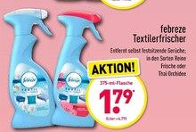 Waschmittel von febreze im aktuellen ALDI Nord Prospekt für 1.79€