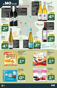 Alkoholische Getraenke im Netto mit dem Scottie Prospekt Stars der Woche auf S. 9