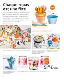 Catalogue IKEA en cours, Réveillez votre intérieur, Page 10