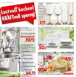 Aktueller Möbel Kraft Prospekt, Lustvoll kochen! KRAFTvoll sparen! , Seite 27