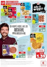 Aktueller Kaufland Prospekt, Happy food, Seite 8