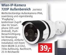 Digitalkamera im aktuellen BAUHAUS Prospekt für 39€