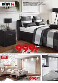 Aktueller Möbel Kraft Prospekt, So preiswert kann auch schönstes Wohnen sein!, Seite 2