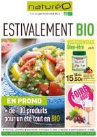 Catalogue NaturéO en cours, Estivalement BIO, Page 1