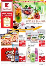 Aktueller Kaufland Prospekt, Lust auf Sommer, Seite 1