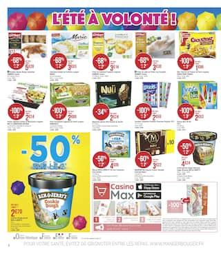 Catalogue Géant Casino en cours, Savourez l'été, profitez des promos !, Page 8