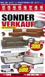 Aktueller Seats and Sofas Prospekt, Markenpolster Sonderverkauf, Seite 1