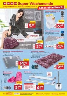 Netto Marken-Discount Prospekt SUPER WOCHENENDE