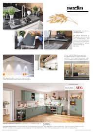 Aktueller Zurbrüggen Prospekt, Faszination Küche, Seite 41