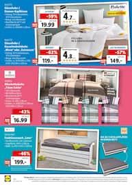 Aktueller Lidl Prospekt, Marken-Hammer der Woche, Seite 50