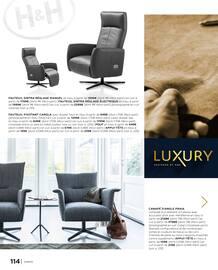 Catalogue H&H en cours, Guide d'inspiration & art de vivre, Page 114