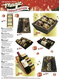 Catalogue Géant Casino en cours, Magic fêtes, Page 58