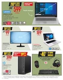 Catalogue Carrefour en cours, High tech, restez connectés à vos envies, Page 4