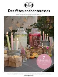 Catalogue Sostrene Grene en cours, Des fêtes enchanteresses, Page 1