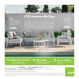 Catalogue Casa en cours, Collection de jardin 2019, Page 16