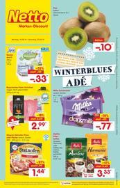 Netto Marken-Discount, WINTERBLUES ADÉ für Stuttgart