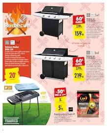Catalogue Carrefour en cours, Vive l'été, barbecue en plein air, Page 4