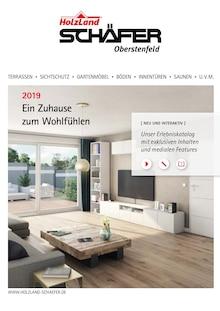 HolzLand Schäfer, 2019 - EIN ZUHAUSE ZUM WOHLFÜHLEN für Stuttgart