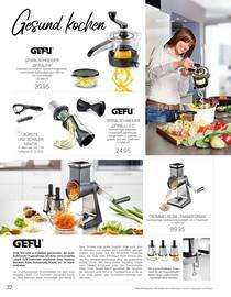 Aktueller porta Möbel Prospekt, Küchenwelt mit viel Platz zum Leben., Seite 32