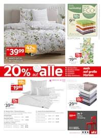 Aktueller XXXLutz Möbelhäuser Prospekt, 43,75% auf vieles, Seite 43