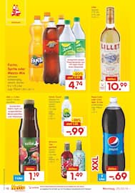 Aktueller Netto Marken-Discount Prospekt, Reduziere deine Lieblingsartikel selbst!, Seite 16