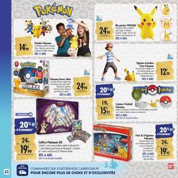 Catalogue Carrefour en cours, Objectif Noël, Page 52